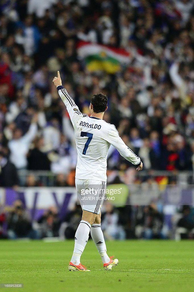 Real Madrid S Portuguese Forward Cristiano Ronaldo Celebrates After Ronaldo Cristiano Ronaldo Cristiano Ronaldo News