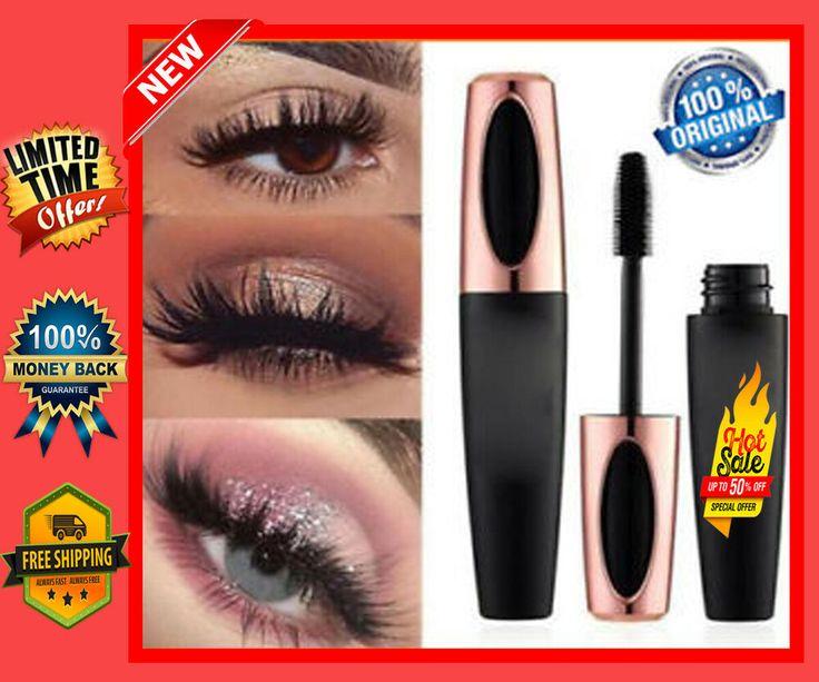 Perfect ddk 4d silk fiber lash mascara eyelashe long