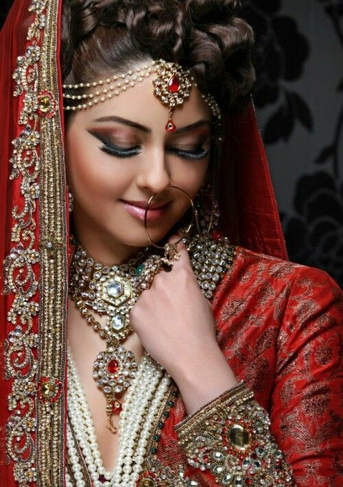 17 Best images about Beautiful Indian Brides on Pinterest ...