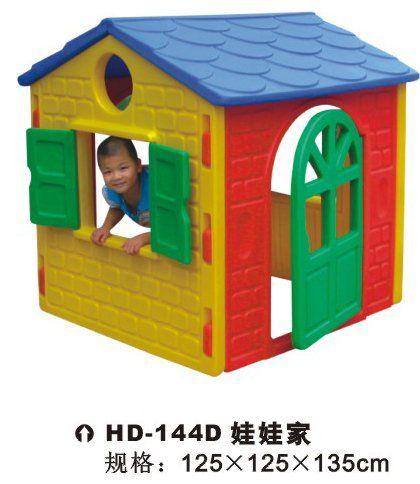 Kids Outdoor Playhouse #tinyhouselife