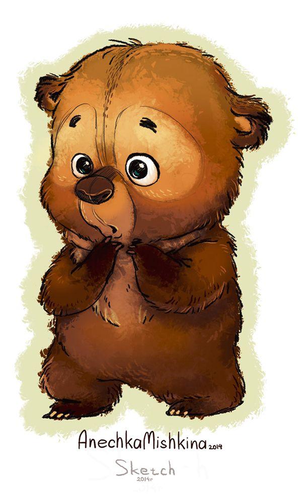 #teddy-bear #concept #art #animation #anime #comics ||