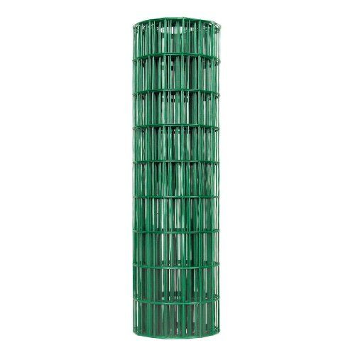Origin Point 713650 14-Gauge PVC Coated Green Utility Fence, 50-Foot x 36-Inch by Origin Point. $68.73. Made of 14 gauge wire. Available in green color. Fence with 2-inch by 4-inch openings. Measures 50-feet length by 36-inch width. PVC utility fence. This 14 gauge PVC utility fence. It has 2-inch by 4-inch openings. Available in green color. Measures 50-feet length by 36-inch width.