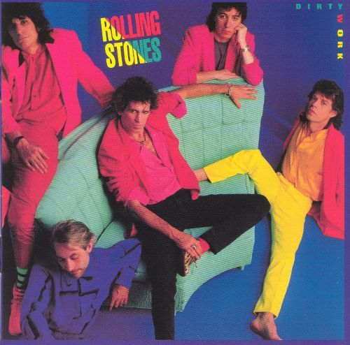 Rolling Stones-Dirty Work