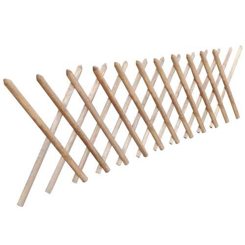50.06$  Buy here - http://aif7n.worlditems.win/all/product.php?id=41918UK - Valla enrejada expandible de madera impregnada 250 x 80 cm