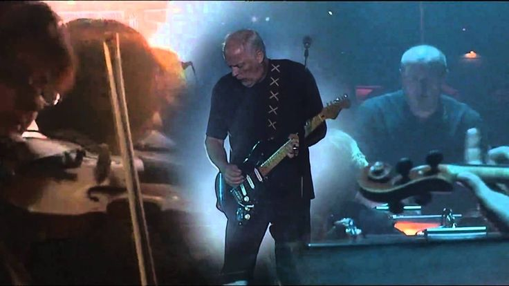 David Gilmour Comfortably Numb Guitar Solo in HD!  OMG!!!  The best of the best!