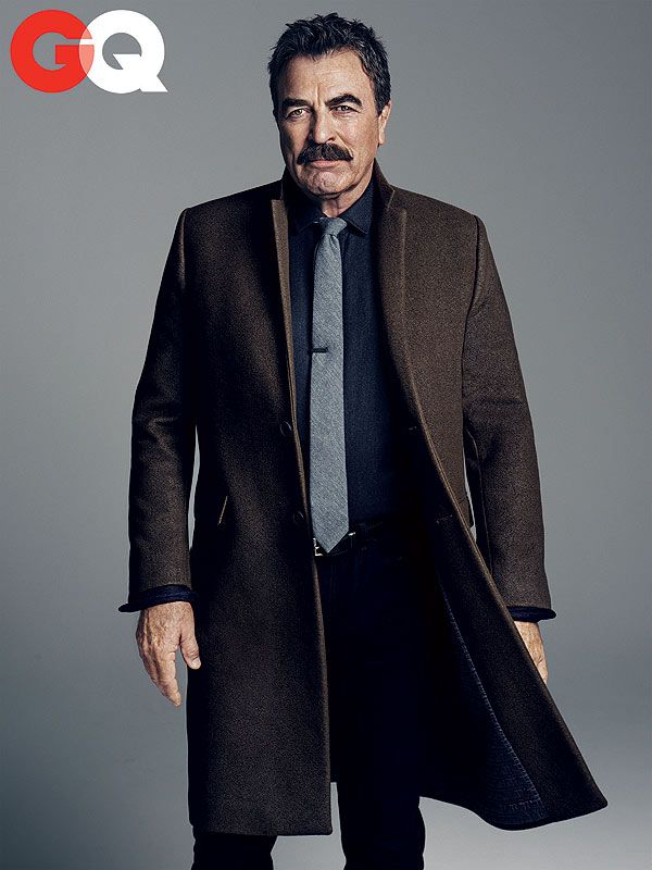 Tom Selleck on Being the Godfather of the Mustache: 'I Don't Mind' http://stylenews.peoplestylewatch.com/2014/09/26/tom-selleck-gq-mustache-photos/