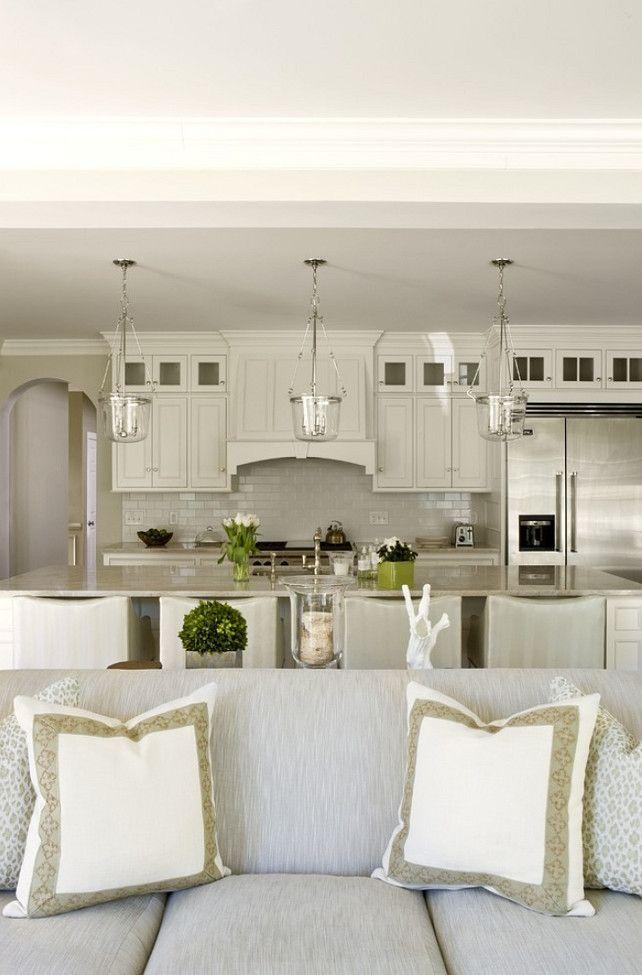 Kitchen. Creamy kitchen color ideas. #Kitchen #CreamyKitchen  2 Ivy Lane