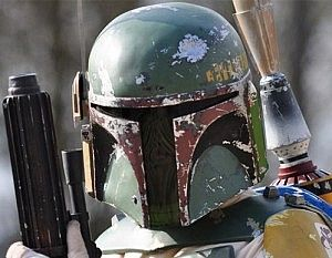 Boba Fett Helmet . Complete your Boba Fett costume with this hand made Boba Fett helmet. Crafted using liquid resin and featur...