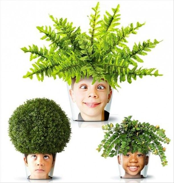 Want to do this with boys' photos! So silly & fun!!!!  Dump A Day Simple Ideas That Are Borderline Crafty (30 Pics)