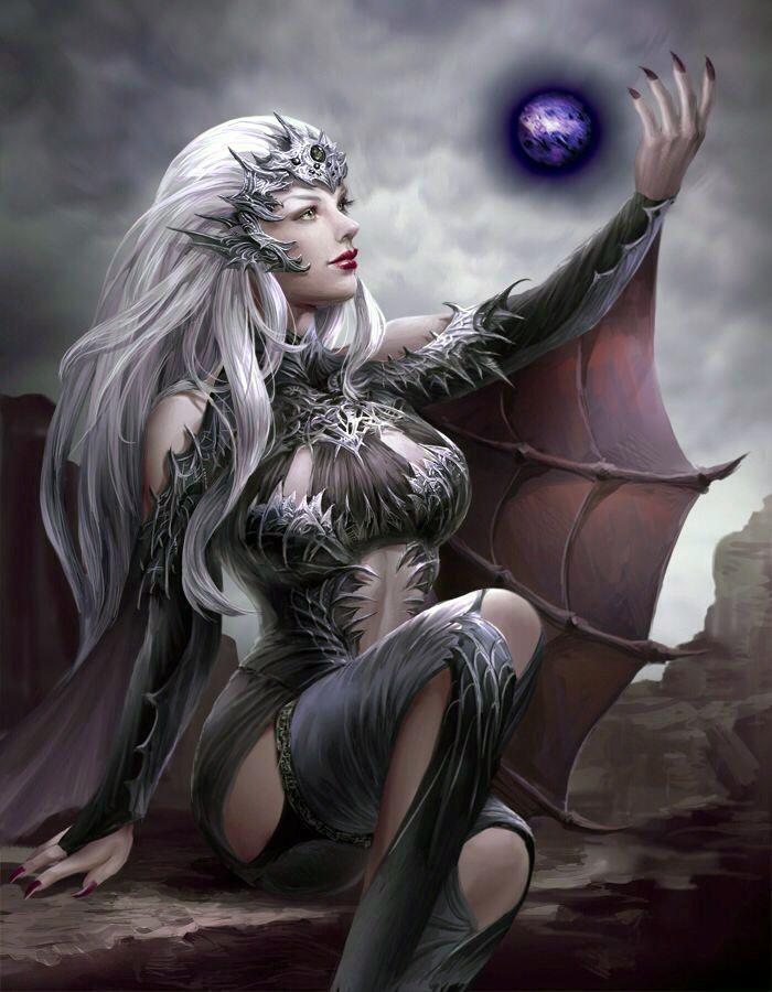 Apotelesma Eikonas Gia Female Fantasy Half Dragon Fantasy
