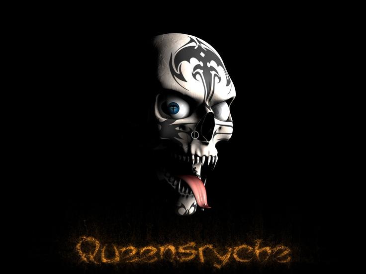 Queensryche Logo Wallpaper Queensryche Wal...