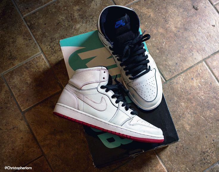 "Jordan Retro 1 x Nike SB ""Lance Mountain"""