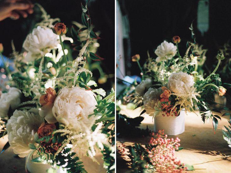 Los Angeles floral design   35mm Portra 400   nerearobles.com