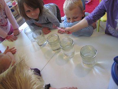 Teach Preschool - Xylophones and sound. Deb has the best ideas!