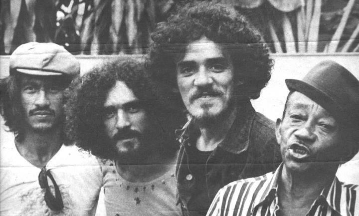 Fagner, Moraes Moreira, Zé Ramalho e Jackson do Pandeiro