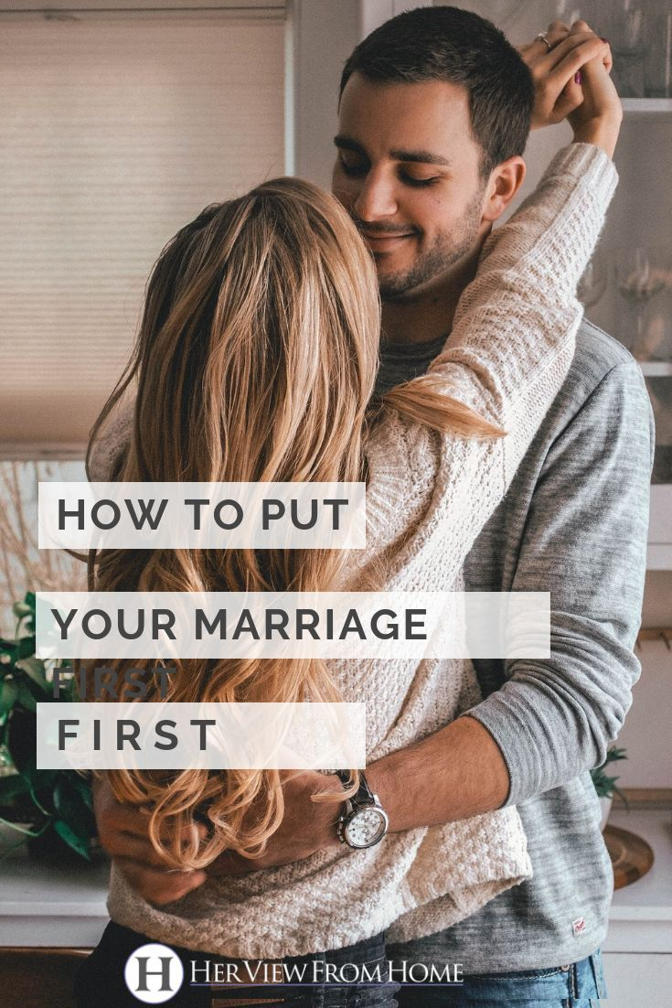 Want happy marriage put yourself first