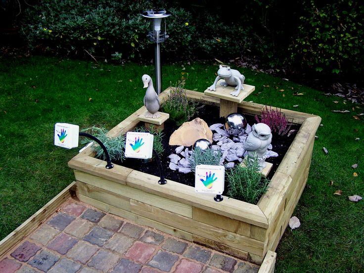 preschool garden ideas 39 best sensory garden images on sensory 755