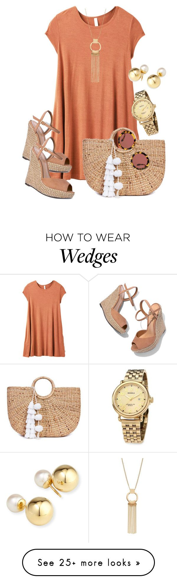 """""""Casual Wear - Quick Dressing : Casually Put Together"""" by sonyastyle on Polyvore featuring RVCA, Schutz, JADE TRIBE, Yoko London, Shinola and Miu Miu"""