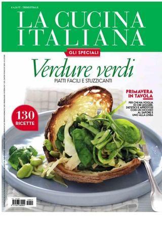 Cucina italiana Speciale verdure verdi Lidia*****