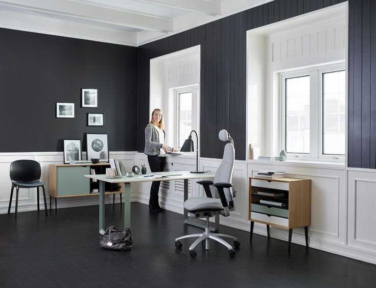 Innovation and design from every angle, all new engineering, intuitive functionalities and Scandinavian quality #RHMereo #design #ergonomics #chair #office