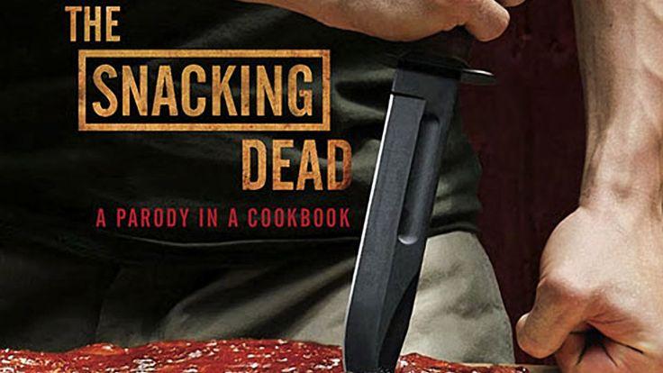 The Walking Dead estrena su libro de cocina