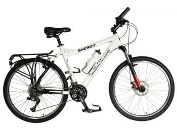 Smith & Wesson Tactical Police Mountain Bike 27 Speed