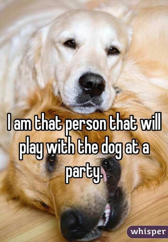 Or the baby!!! Because there ain't no party like a introvert party because a introvert party don't start