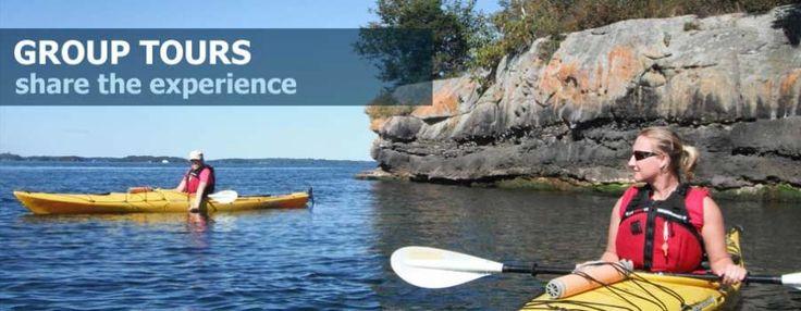 1000 Islands Kayaking- Gananoque, ON