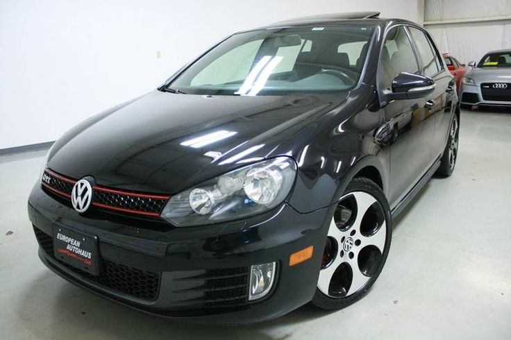 2012 Volkswagen GTI PZEV 4dr Hatchback 6M w/ Convenience and Sunroof - Holland MI