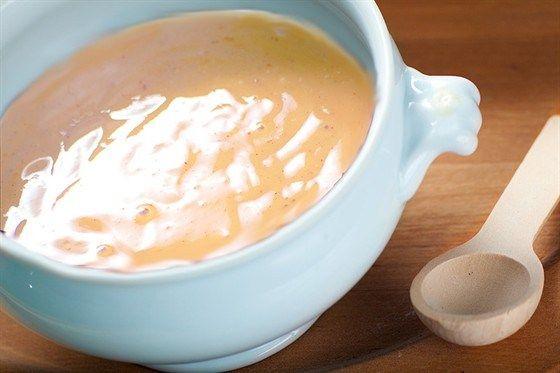 Сливочно-ванильный соус