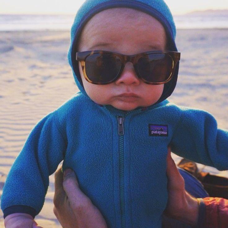 ♥︎ patagonia baby
