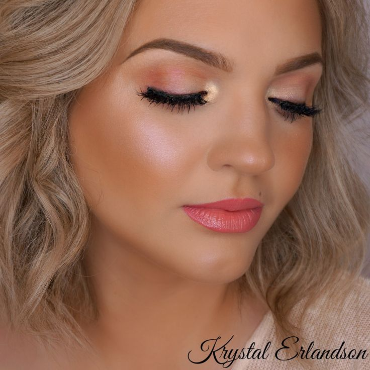 Soft peach Makeup Tutorial - Makeup Geek