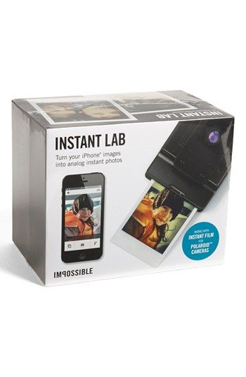 Impossible Project 'Instant Lab' iPhone Photo Printer | Nordstrom