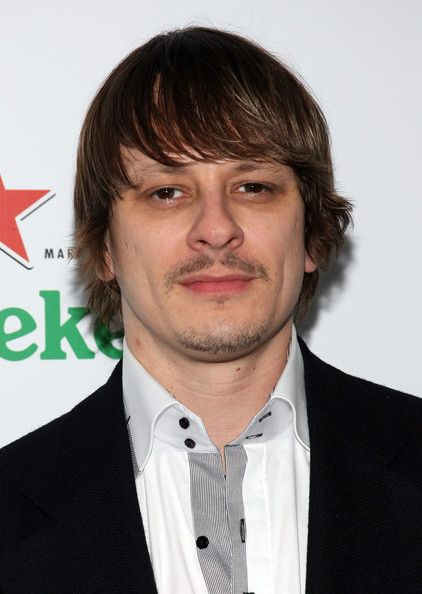 David Silveria Pictures - Warner Music Group's 2011 Post GRAMMY Event - Arrivals - Zimbio  That's not David Silveria!  That's koRn's new drummer, Ray Luzier