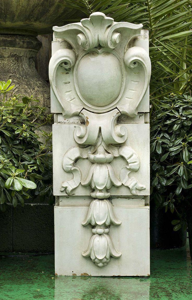 Город Лондон Античный камень краеугольный камень