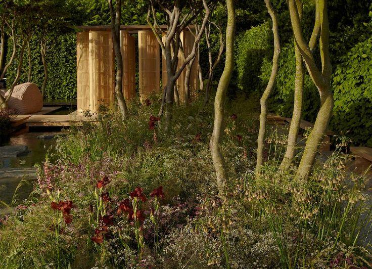 adelaparvu.com despre gradini mici si elegante, Gradina Chelsea 2011, designer Luciano Giubbilei (4)
