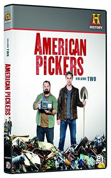 Frank Fritz & Mike Wolfe & The History Channel-American Pickers: Volume 2