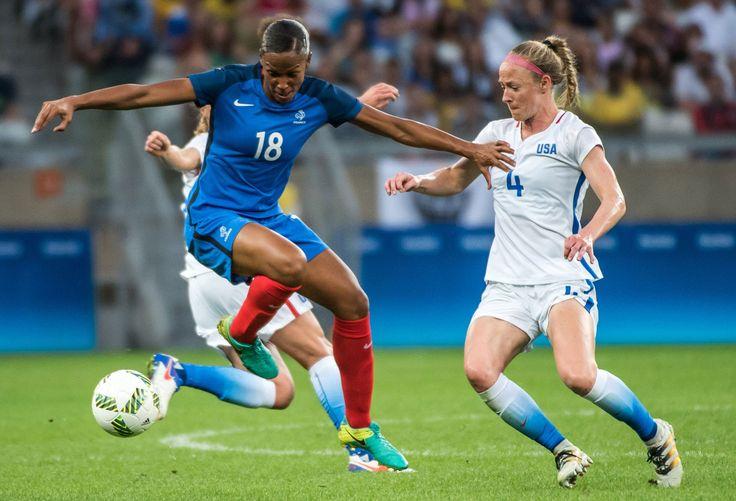 JO : France-Etats-Unis Féminines, 0-1, but et premières réactions