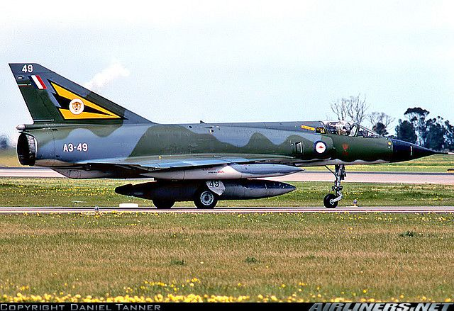 Dassault (GAF) Mirage IIIO(F/A) aircraft picture