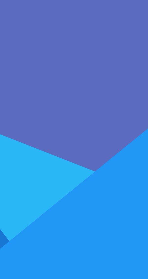 25 best ideas about blue geometric wallpaper on pinterest
