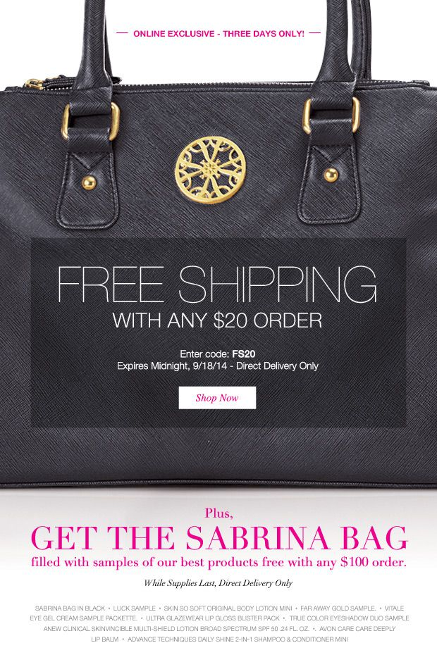 229 best Avon Free Shipping images on Pinterest