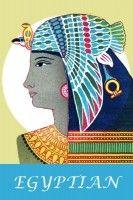 Het oude Egypte kostuum geschiedenis.  Egyptische kleding.  Farao, egypte koning en koningin jurken.