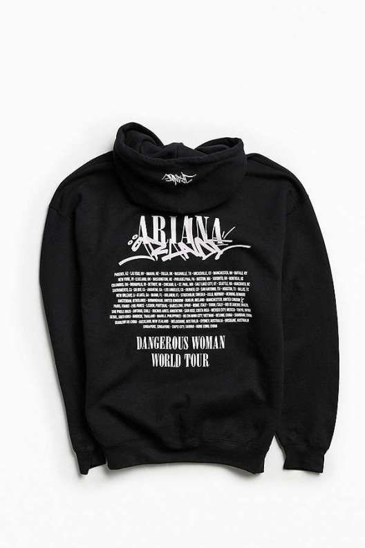 ca11ab53bed Dangerous Woman  Shop Ariana Grande s Tour Collection at Urban Outfitters   ArianaGrande  DangerousWoman  UrbanOutfitters