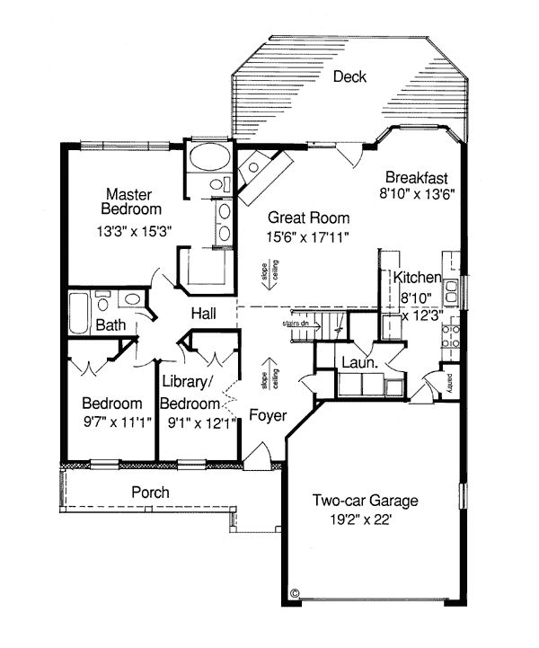 42 Best House Plans Images On Pinterest Home Plans