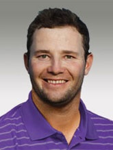 Branden Grace - Three times winner on the European Tour this year alone...  Turned professional only in 2007.  Born in Pretoria, grew up in the Garden Route, currently lives in the UK.