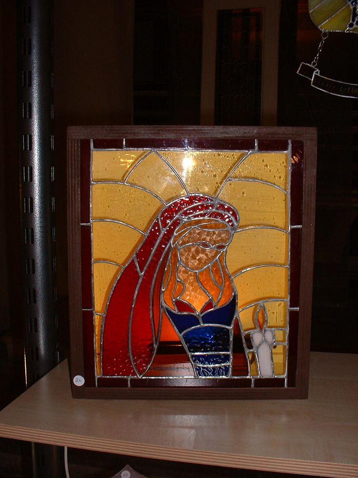 Sainte Geneviève, la dame à la bougie