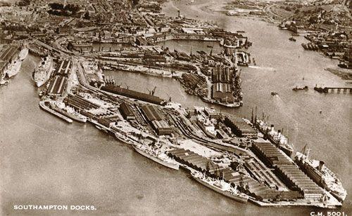 Eastern Dock, Southampton