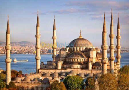 Prix : 119900 DA  | Catégorie : Voyage organisé | Départ : Alger Mois : Mars | Déstination  : Istanbul , Turquie .  | Hébergement : Hôtel 5 étoiles