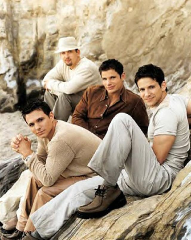 98 Degrees In My Dreams 90s Girl Boy Bands Girl Bands