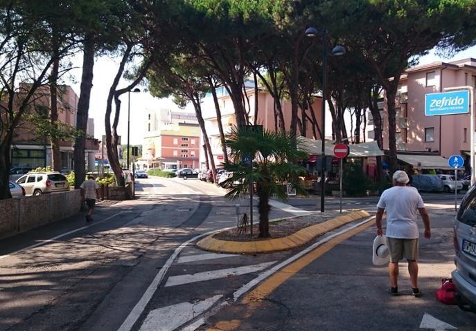 Rosolina Mare Włochy rodzinne wakacje z dziećmi